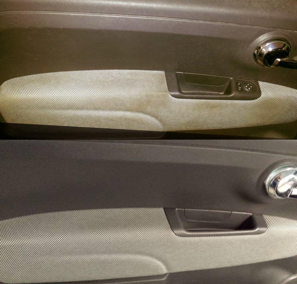 شستشوی داخل خودرو با کارواش بخار